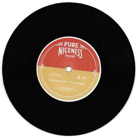Michael Prophet - My Sound A Come / Raggatack - version (Pure Niceness) 7""